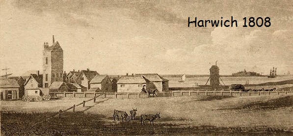 How Much Is Tax >> Harwich - Family History